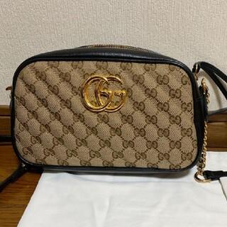 Gucci - GUCCI 〔GGマーモント〕スモール ショルダーバッグショルダーバッグ