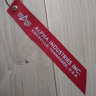 アルファインダストリーズ(ALPHA INDUSTRIES)のアルファインダストリーズ 赤タグ(フライトジャケット)