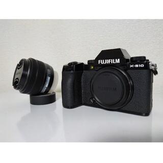 富士フイルム - FUJIFILM X-S10 XC15-45レンズキット