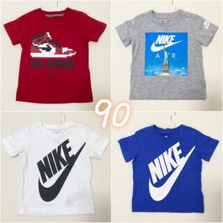 ナイキ(NIKE)のNIKE Tシャツ 4枚セット 90(Tシャツ/カットソー)