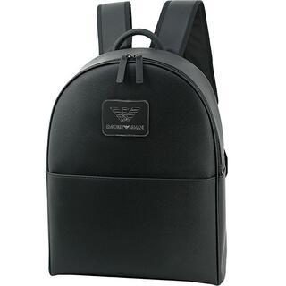 エンポリオアルマーニ(Emporio Armani)のEMPORIO ARMANI バックパック メンズ ブラック 新品 156065(バッグパック/リュック)