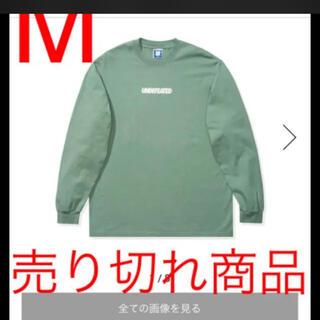アンディフィーテッド(UNDEFEATED)のUNDEFEATED LOGO L/S TEE(Tシャツ/カットソー(七分/長袖))