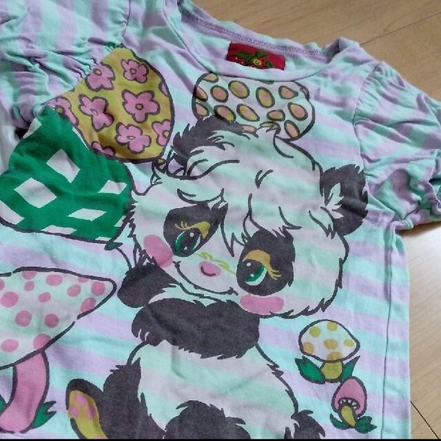 GrandGround(グラグラ)のTシャツ 2枚セット キッズ/ベビー/マタニティのキッズ服男の子用(90cm~)(Tシャツ/カットソー)の商品写真