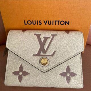 LOUIS VUITTON - ルイヴィトン☆ポルトフォイユ・ヴィクトリーヌ・ウォレット折り財布☆ミニ財布