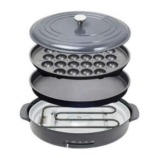 ヤマゼン(山善)の新品 保証付き ホットプレート(調理道具/製菓道具)