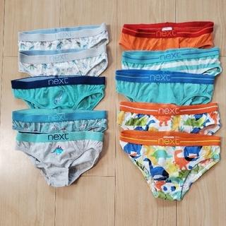 ネクスト(NEXT)のNEXT 下着パンツ10枚set 2~3歳5枚&3~4歳5枚(下着)