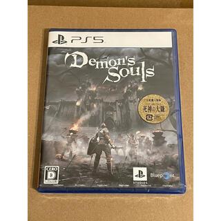 プレイステーション(PlayStation)のDemon's Souls PS5(家庭用ゲームソフト)