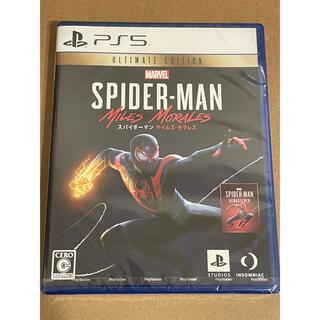 プレイステーション(PlayStation)のMarvel's Spider-Man: Miles Morales(スパイダー(家庭用ゲームソフト)
