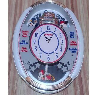 SEIKO - SEIKO ディズニータイム からくり FW510W 掛け時計 ジャンク品