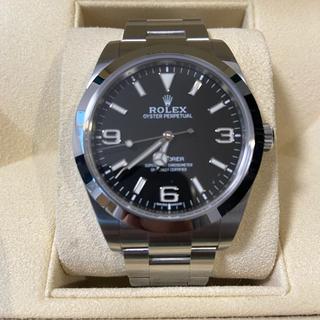 ロレックス(ROLEX)の【nomi様専用】ロレックスエクスプローラー1(腕時計(アナログ))