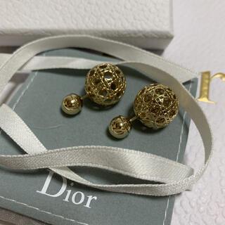 Christian Dior - Christian Diorピアス トライバルピアス レアゴールド