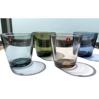 イッタラ(iittala)の【新品未使用】イッタラ カルティオ 4個セット 廃盤品含む(グラス/カップ)