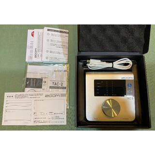 ズーム(Zoom)のZoom Tac-2 (used) とオマケで Tascam iU2 お付けしま(オーディオインターフェイス)