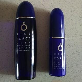 ライスフォース - 【ライスフォース】化粧水  美容液