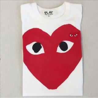 COMME des GARCONS - 【美品】コムデギャルソン PLAY レディースTシャツ