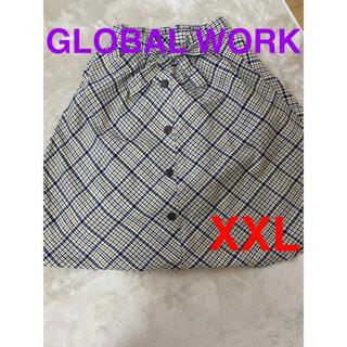 グローバルワーク(GLOBAL WORK)の【GLOBAL WORK】XXL スカート(スカート)