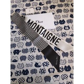 Dior - ❤大人気❤ DIOR  ディオール バンダナ スカーフ 極美品