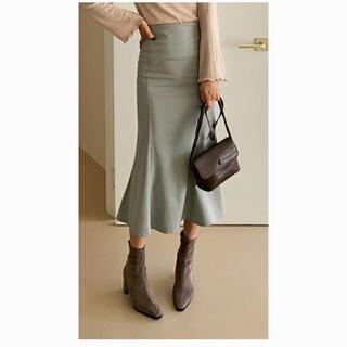 dholic - 新品 dholic  スリムマーメイドスカート ロングスカート