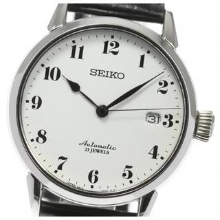 セイコー(SEIKO)の☆良品 セイコー プレザージュ  6R15-02Z0 自動巻き メンズ 【中古】(腕時計(アナログ))