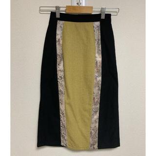 アメリヴィンテージ(Ameri VINTAGE)のAmeri VINTAGE タイトスカート(ひざ丈スカート)