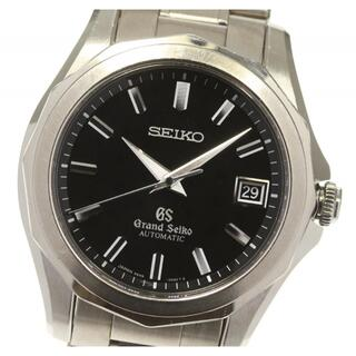 セイコー(SEIKO)のセイコー グランドセイコー デイト 9S55-0040 メンズ 【中古】(腕時計(アナログ))
