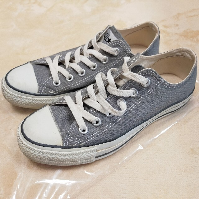 CONVERSE(コンバース)のグレー24.5cm CONVERSE ALLSTAR レディースの靴/シューズ(スニーカー)の商品写真