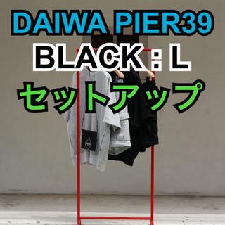 1LDK SELECT - DAIWA PIER39 for 1LDK Tech Sweatセットアップ L
