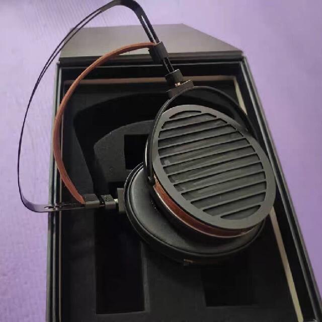Original Voice 972Pro 平面型ヘッドホン 非HIFIMAN スマホ/家電/カメラのオーディオ機器(ヘッドフォン/イヤフォン)の商品写真