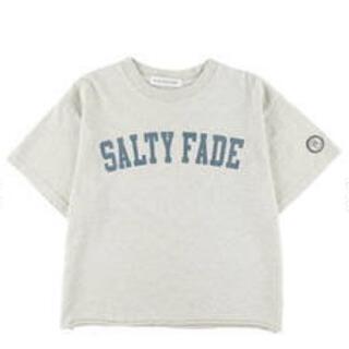 アリシアスタン(ALEXIA STAM)の新品 ALEXIA STAM♡アリシアスタン SALTY FADE ロゴTシャツ(Tシャツ(半袖/袖なし))