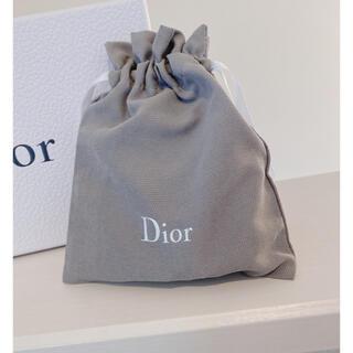 Dior - 残り1点❤️Dior❤️ミニポーチ/グレー巾着袋
