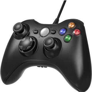 Xbox - xbox 360 有線 コントローラー