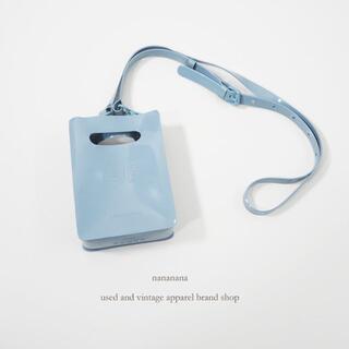 DEUXIEME CLASSE - nananana (ナナナナ) A6ショルダーバッグ 水色