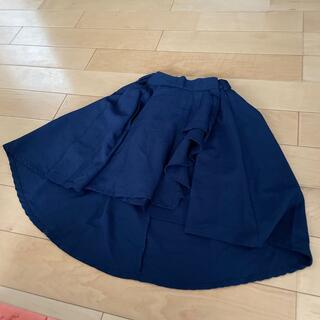 エニィファム(anyFAM)のインナーパンツ付きスカート140(スカート)