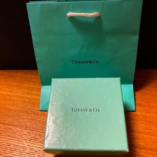 ティファニー(Tiffany & Co.)のTIFFANY&CO 指輪ケース(リング(指輪))