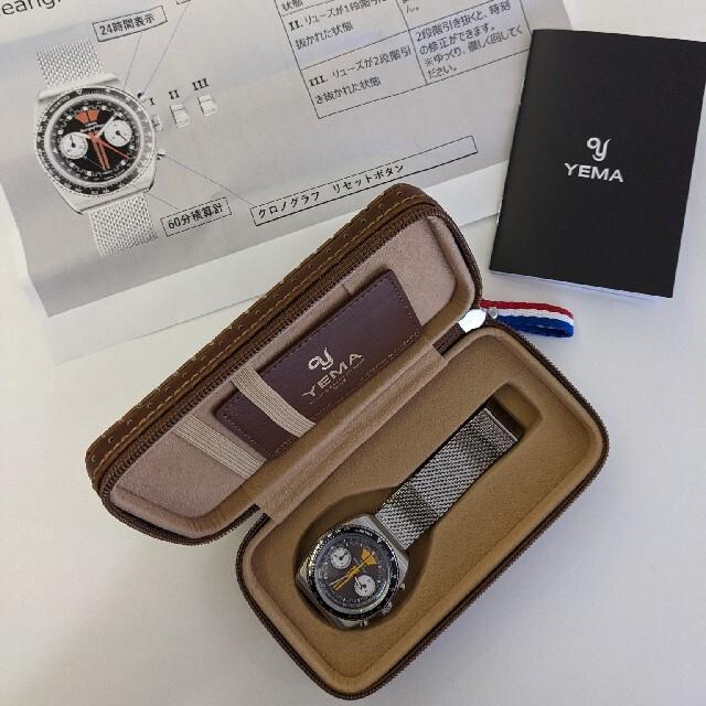 YEMA meangraf super Y70(SALE!!) メンズの時計(腕時計(アナログ))の商品写真