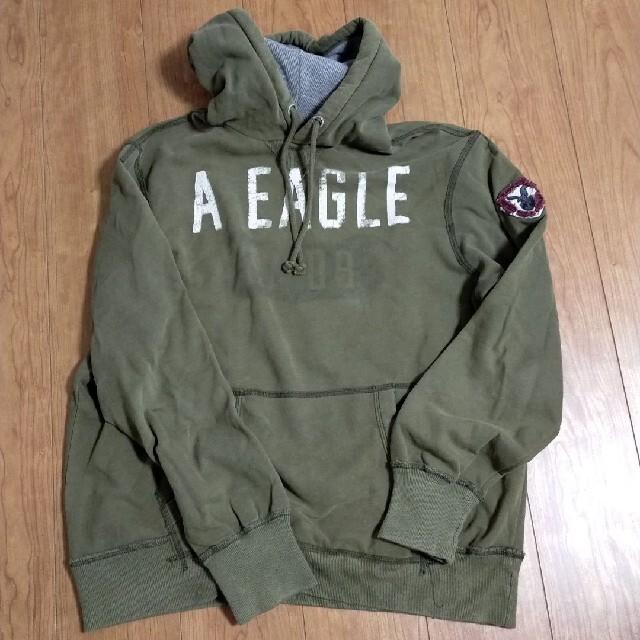 American Eagle(アメリカンイーグル)のアメリカンイーグル XL メンズのトップス(パーカー)の商品写真