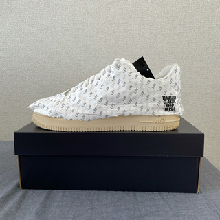 NIKE - NIKE AIR FORCE 1 LOW MADE YOU LOOK 26.5