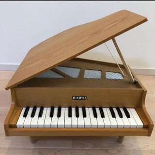 ヤマハ(ヤマハ)のKAWAI カワイ グランドピアノ 木製 ナチュラル ミニピアノ トイピアノ(楽器のおもちゃ)