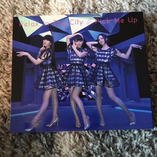Relax In The City/Pick Me Up(初回盤)Perfume