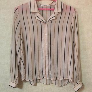 アメリエルマジェスティックレゴン(amelier MAJESTIC LEGON)のシアーシャツ(シャツ/ブラウス(長袖/七分))