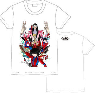 すしおデザBiSH × TOWER RECORDS 2020 tシャツ
