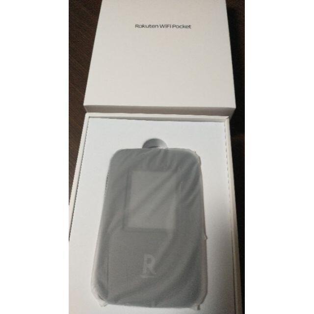 【東京から即日発送】新品 Rakuten WiFi Pocket ブラック 黒 スマホ/家電/カメラのスマホ/家電/カメラ その他(その他)の商品写真