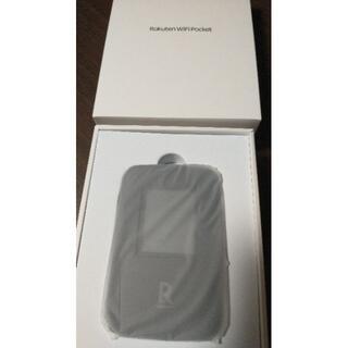 【東京から即日発送】新品 Rakuten WiFi Pocket ブラック 黒
