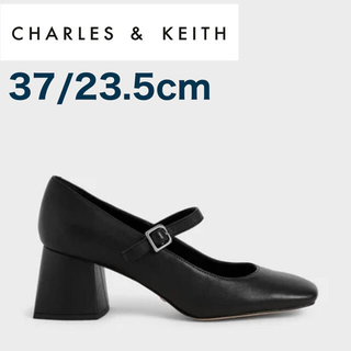 チャールズアンドキース(Charles and Keith)のCHARLES&KEITH メリージェーンパンプス(ハイヒール/パンプス)