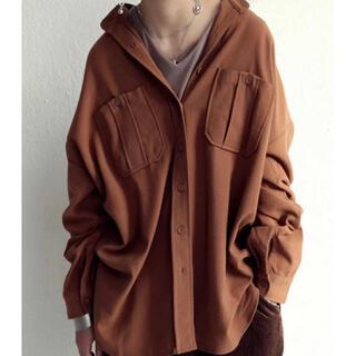 antiqua - * antiqua * ポケットデザインシャツ