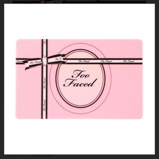 トゥフェイス(Too Faced)の【非売品】【新品未開封】トゥーフェイスド ピンク コンパクト ミラー(ミラー)