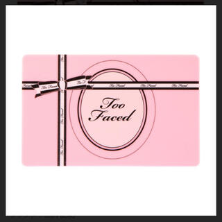 Too Faced - 【非売品】【新品未開封】トゥーフェイスド ピンク コンパクト ミラー