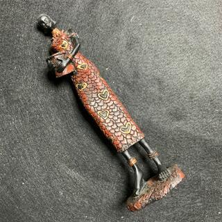 置物 アフリカ少女(彫刻/オブジェ)