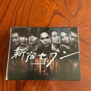 新宿セブン Blu-ray BOX Blu-ray 上田竜也 中村倫也(日本映画)