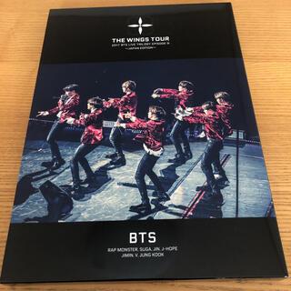 防弾少年団(BTS) - BTS THE WINGS TOUR 初回限定盤
